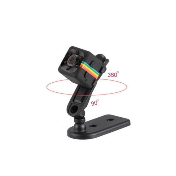 Mini kamera, HD, csiptethető