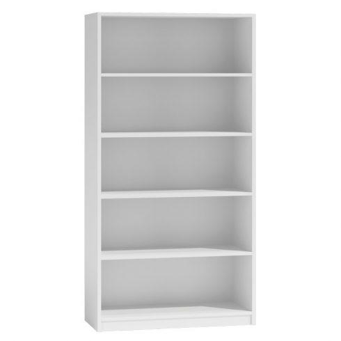 Drohmo R80 polcos szekrény, fehér