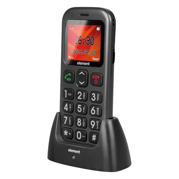 Sencor ELEMENT P001 S kártyafüggetlen mobiltelefon