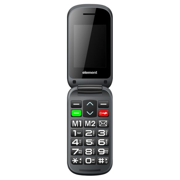 Sencor ELEMENT P006 S kártyafüggetlen mobiltelefon