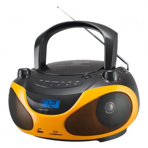 Sencor SPT 228 BO CD-s, USB-s, MP3 lejátszó és rádió