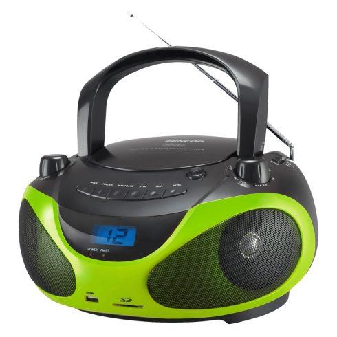 Sencor SPT 228 BG CD-s, USB-s, MP3 lejátszó és rádió