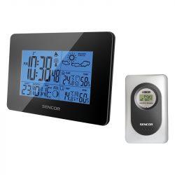 Sencor SWS 51 B időjárás-állomás, hőmérő