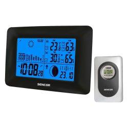 Sencor SWS 65 időjárás-állomás, hőmérő