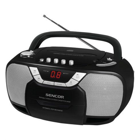 Sencor SPT 207 CD-s, USB-s, MP3 lejátszó és rádió