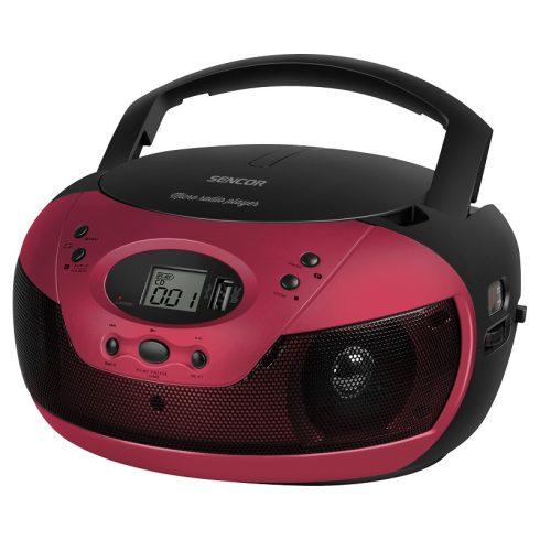 Sencor SPT 229 M CD-s, USB-s, MP3 lejátszó és rádió
