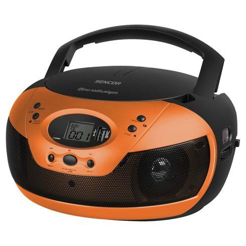 Sencor SPT 229 OR CD-s, USB-s, MP3 lejátszó és rádió