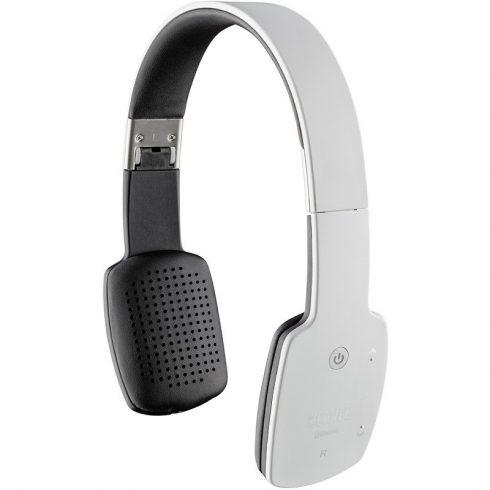 YENKEE YHP 15BTWE GROOVE vezeték nélküli bluetooth fejhallgató - fehér-fekete