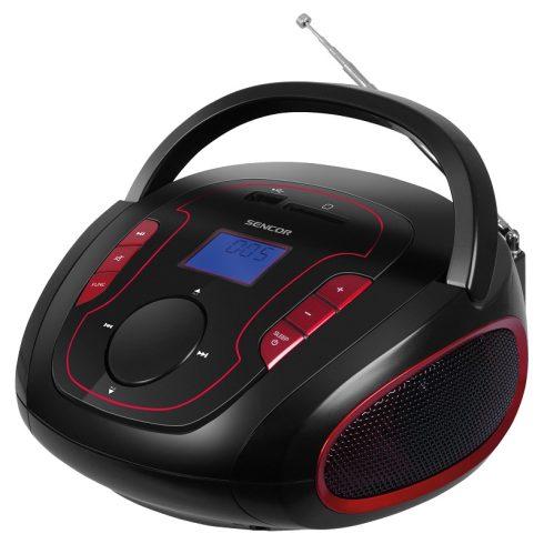 Sencor SRD 230 BRD USB / SD / MP3 lejátszós hordozható rádió