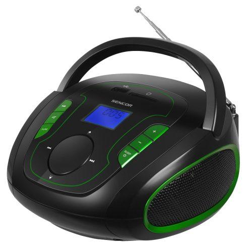 Sencor SRD 230 BGN USB / SD / MP3 lejátszós hordozható rádió