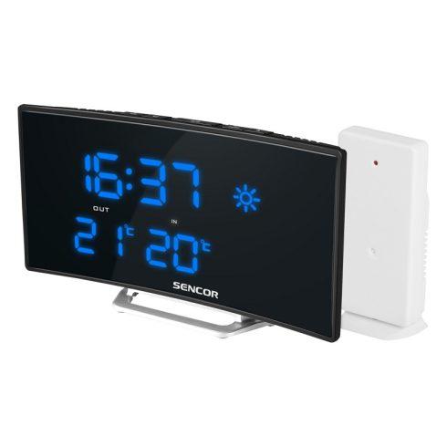 Sencor SWS 215 időjárás-állomás, hőmérő