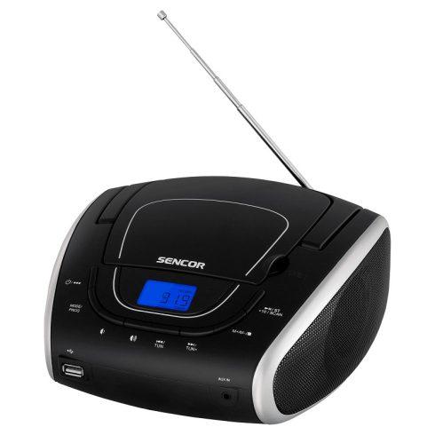 Sencor SPT 1600 BS CD-s, USB-s, MP3 lejátszó és rádió