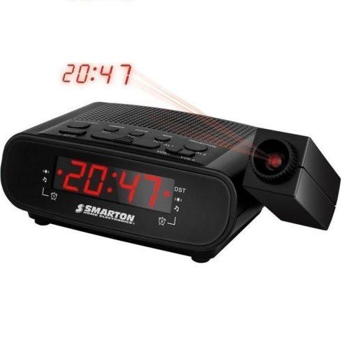 Smarton SM 970 rádiós ébresztőóra