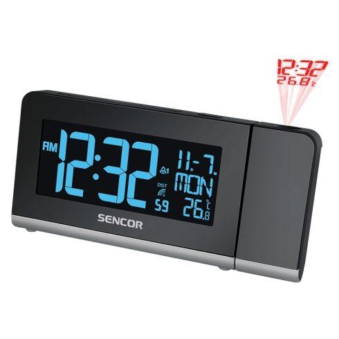 Sencor SDC 8200 digitális ébresztőóra