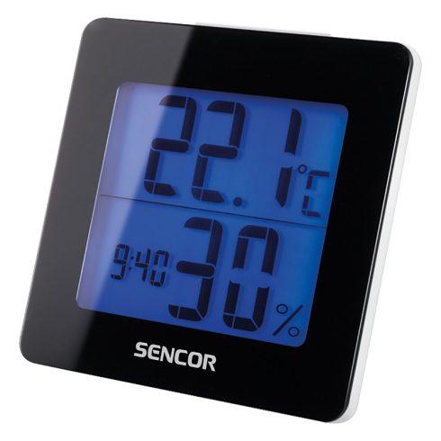Sencor SWS 1500 B időjárás-állomás, hőmérő