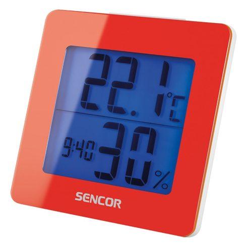 Sencor SWS 1500 RD időjárás-állomás, hőmérő