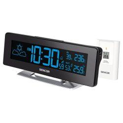 Sencor SWS 8400 időjárás-állomás, hőmérő