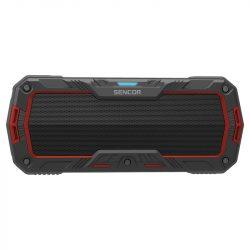 Sencor SSS 1100RD vízálló bluetooth hangfal - hangszóró - piros színben