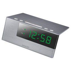 Sencor SDC 4600 GR digitális ébresztőóra