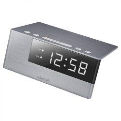 Sencor SDC 4600 WH digitális ébresztőóra