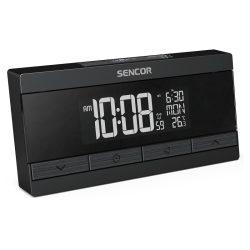 Sencor SDC 7200 digitális ébresztőóra