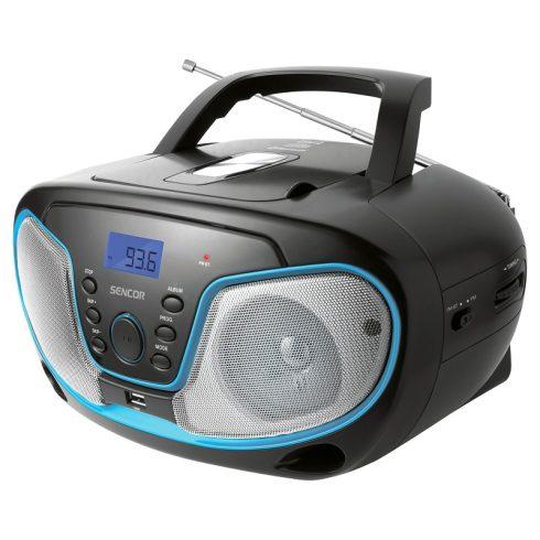 Sencor SPT 3310 CD-s, USB-s, MP3 lejátszó és rádió