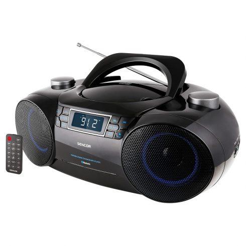 Sencor SPT 4700 CD-s, USB-s, MP3 lejátszó és rádió