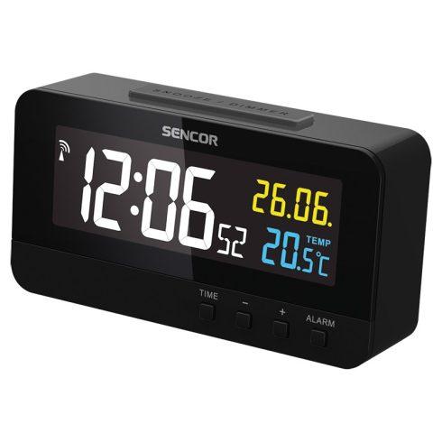 Sencor SDC 4800 B digitális ébresztőóra