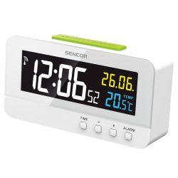 Sencor SDC 4800 W digitális ébresztőóra
