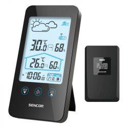Sencor SWS 3000 B időjárás-állomás, hőmérő