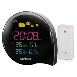 Sencor SWS 4300 időjárás-állomás, hőmérő