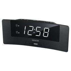 Sencor SDC 4912 WH digitális ébresztőóra