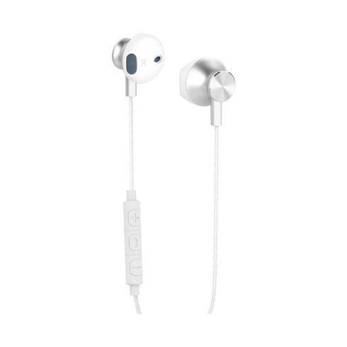 YENKEE YHP 305WE fülhallgató mikrofonnal -  ezüst