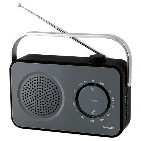 Sencor SRD 2100 B hordozható rádió