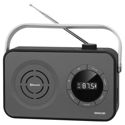 Sencor SRD 3200B hordozható rádió