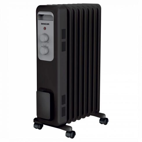 Sencor SOH 3307BK elektromos olajradiátor