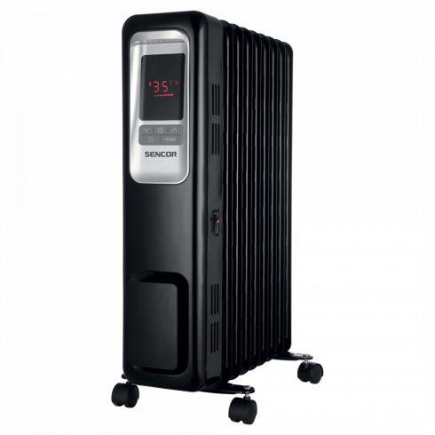 Sencor SOH 6109BK elektromos olajradiátor