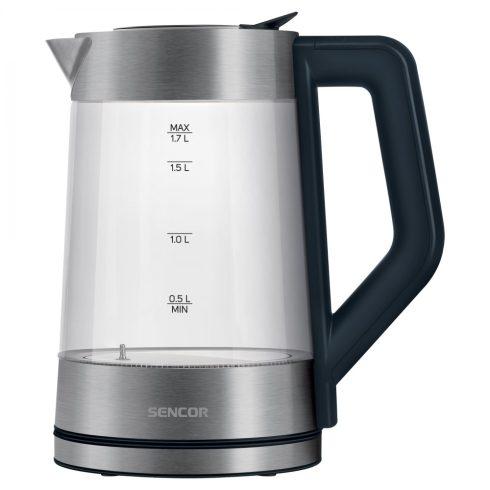 Sencor SWK 1795SS Üveg Vízforraló 1,7L