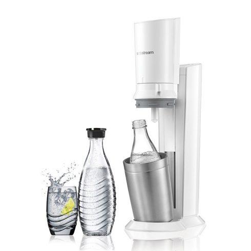 Sodastream SM CRYSTAL szódagép - fehér