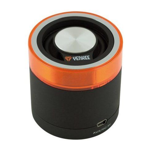 YENKEE YSP 3001 Bluetooth hangszóró - fekete-narancssárga