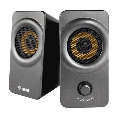 YENKEE YYSP 2020 2.0 asztali hangszóró - szürke
