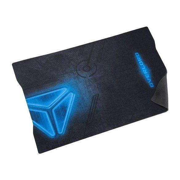 YENKEE YMS 3028BE OVERLORD gamer egér  - fekete-kék