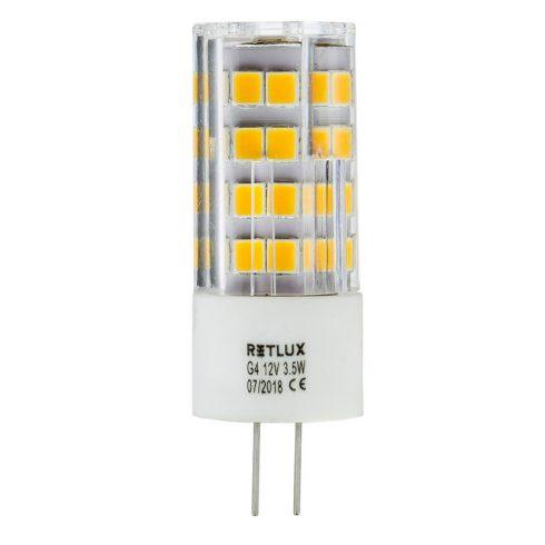 Retlux RLL 298 G4 3,5 W LED izzó 12V