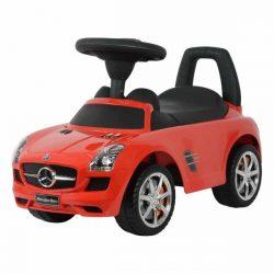 Mercedes SLS lábbal hajtós autó 1,5 éves kortól, piros