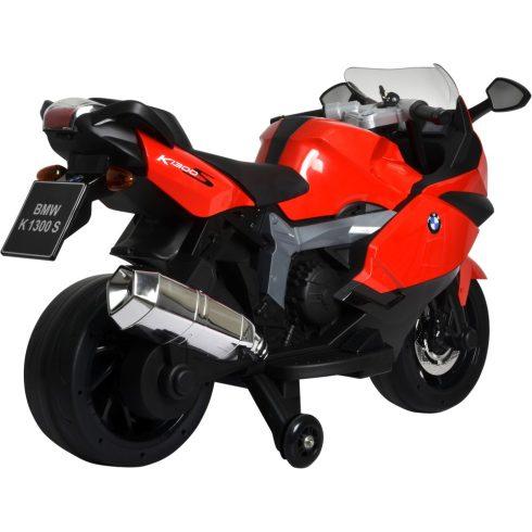 BMW elektromos motor gyerekeknek 3 éves kortól, 3 km/h, piros