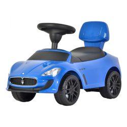 Maserati lábbal hajtós autó 1,5 éves kortól, kék