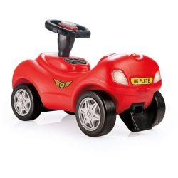 Lábbal hajtós autó, 1,5 éves kortól, piros