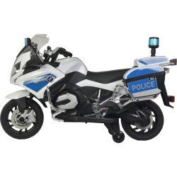 BMW elektromos rendőrmotor gyerekeknek 3 éves kortól, 5 km/h