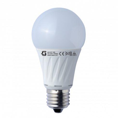 A60 10W E27 LED izzó