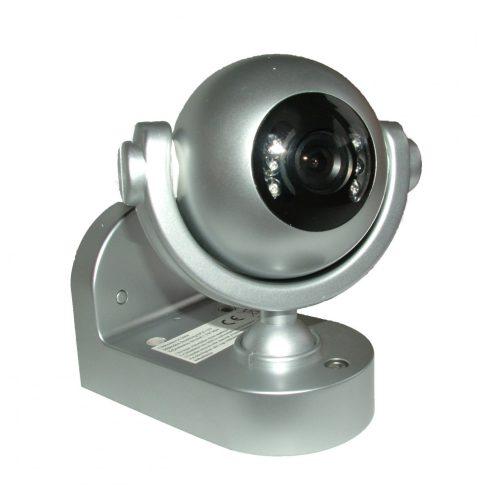 Fekete-fehér CCTV kamera